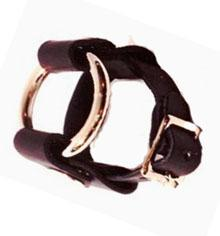 Leather Arab Bondage Strap