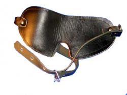 Leather Bondage Mask
